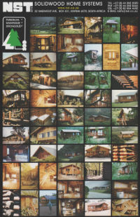 Portfolio Collection - Seaside timber homes